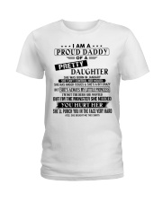 Special gift for your daddy - C01 Ladies T-Shirt thumbnail
