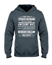 Gift for your husband  Hooded Sweatshirt thumbnail