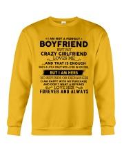 Special gift for boyfriend - C00 Crewneck Sweatshirt thumbnail