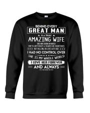 Valentine's Day gift ideas for husband - C03 Crewneck Sweatshirt thumbnail