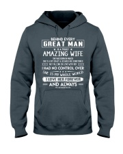 Valentine's Day gift ideas for husband - C03 Hooded Sweatshirt thumbnail