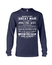 Valentine's Day gift ideas for husband - C03 Long Sleeve Tee thumbnail