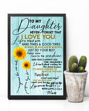 Perfect gifts for Daughter- Poster 11x17 Poster lifestyle-poster-8