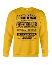 Gift for your boyfriend - AH011 Crewneck Sweatshirt thumbnail