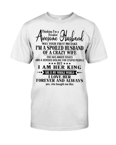 Perfect gift for husband TON00