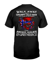 PERFECT GIFT FOR NORWAY OLD MAN - DECEMBER Premium Fit Mens Tee thumbnail