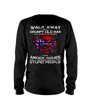 PERFECT GIFT FOR NORWAY OLD MAN - DECEMBER Long Sleeve Tee back