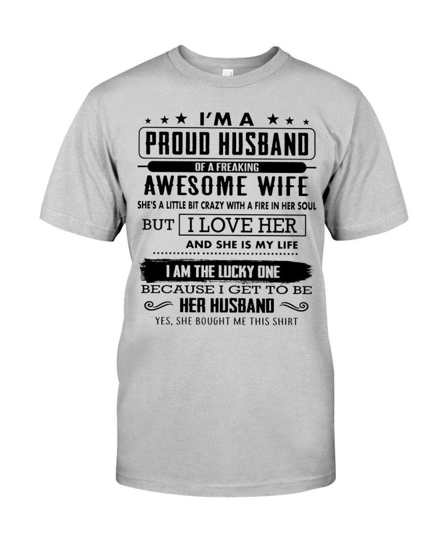 Gift for husband - T0 Upsale Classic T-Shirt