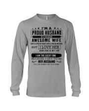 Gift for husband - T0 Upsale Long Sleeve Tee thumbnail