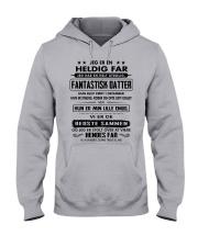 PERFEKT GAVE TIL DIN FADER - S-12 Hooded Sweatshirt thumbnail