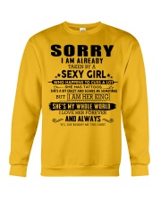 The perfect gift for loved ones - TATTOOS Crewneck Sweatshirt thumbnail