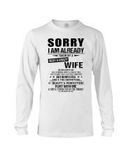Gift for Boyfriend -  wife - TINH07 Long Sleeve Tee thumbnail