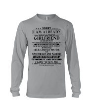 Gift for boyfriend T06 June T3-153 Long Sleeve Tee thumbnail