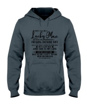 Valentines day ideas for husband - C00 Hooded Sweatshirt thumbnail