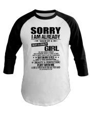 Gift for Boyfriend - TINH01 Baseball Tee thumbnail