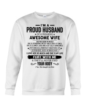 Perfect gift for husband AH03 Crewneck Sweatshirt thumbnail