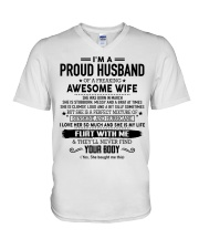 Perfect gift for husband AH03 V-Neck T-Shirt thumbnail