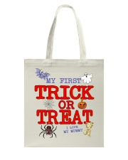 First Halloween Tote Bag thumbnail