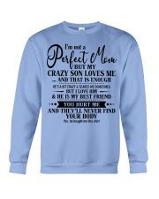 Perfect Gift for mom S0 Crewneck Sweatshirt thumbnail