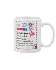 TO MY GIRLFRIEND - MUG-S Mug front