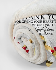 """To my dear wife never forget that i love you Small Fleece Blanket - 30"""" x 40"""" aos-coral-fleece-blanket-30x40-lifestyle-front-18"""