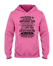 Gift for mother -Presents to your mother-A Hooded Sweatshirt thumbnail