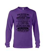 Gift for mother -Presents to your mother-A Long Sleeve Tee thumbnail