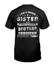 I PROUD SISTER Classic T-Shirt thumbnail