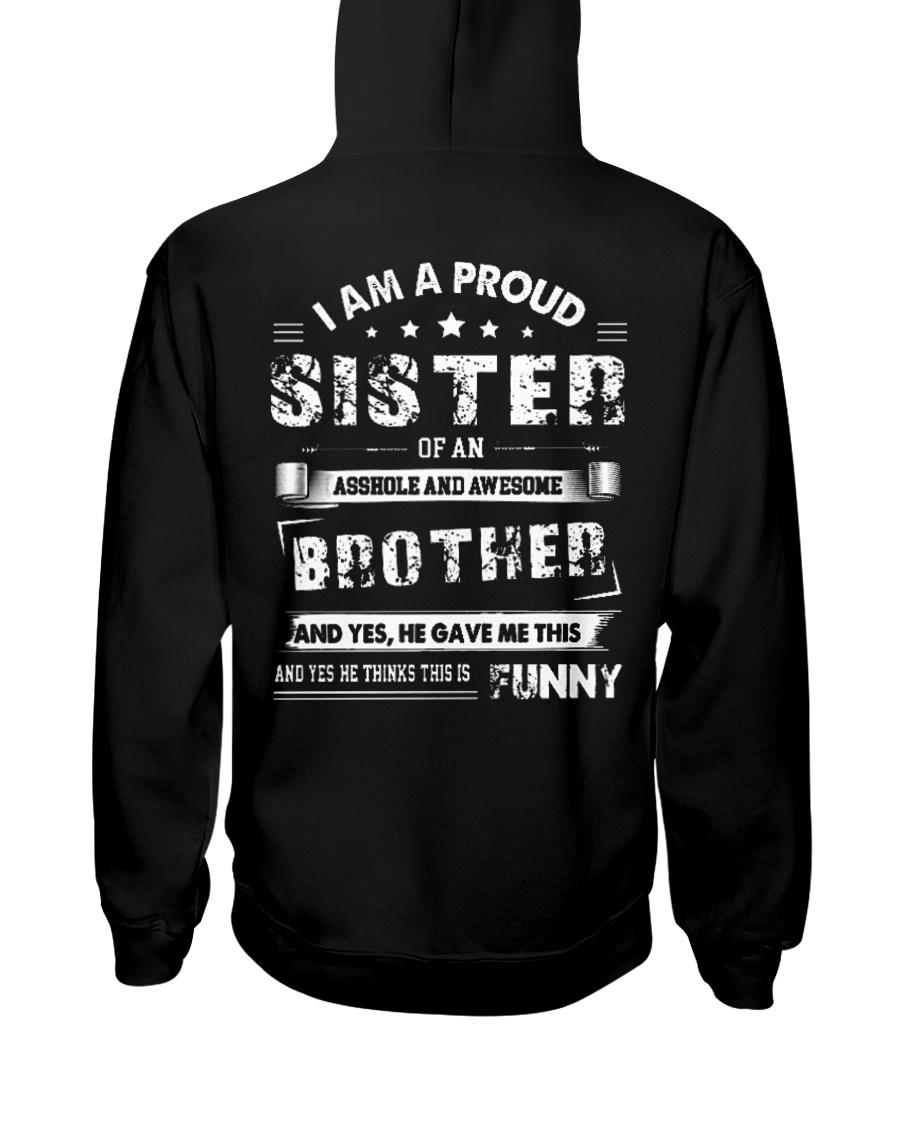 I PROUD SISTER Hooded Sweatshirt