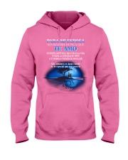 Para Mi Esposa No Olvides Nunca Que Te Amo Q0 Hooded Sweatshirt thumbnail