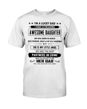 Perfect gifts for Father - March Premium Fit Mens Tee thumbnail