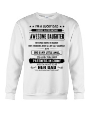 Perfect gifts for Father - March Crewneck Sweatshirt thumbnail