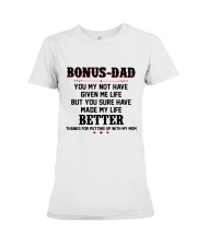 Special gift for father's day - C00 Premium Fit Ladies Tee thumbnail