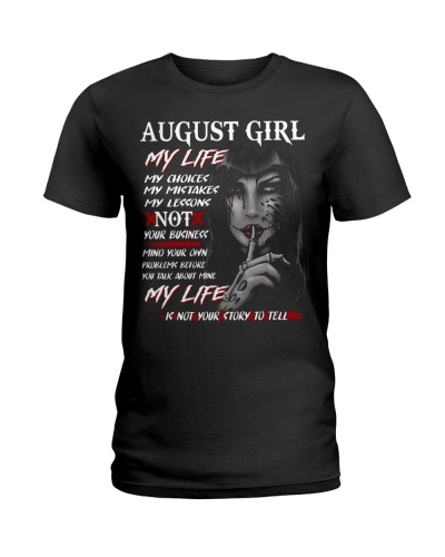 For August Girl- Take it now