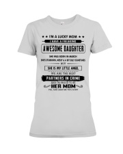 Perfect gifts for Mother - March Premium Fit Ladies Tee thumbnail