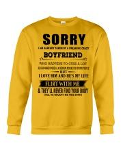 The perfect gift for your girlfriend - nok00 Crewneck Sweatshirt thumbnail