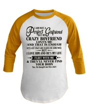 Special gift for girlfriend T0 Upsale Baseball Tee thumbnail