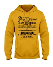 Special gift for girlfriend T0 Upsale Hooded Sweatshirt thumbnail