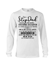 Perfect gift for Stepdad - 00 Long Sleeve Tee thumbnail