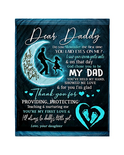 Dear Daddy - You are my first love - Kun QT
