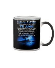 Esposo - Esposa T0 Color Changing Mug thumbnail