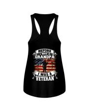 Veteran Granpa T0 Ladies Flowy Tank thumbnail
