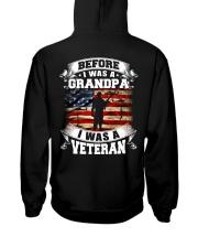 Veteran Granpa T0 Hooded Sweatshirt thumbnail