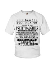 Special gift for your daddy - C00 Youth T-Shirt thumbnail