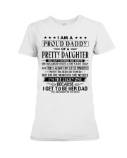Special gift for your daddy - C00 Premium Fit Ladies Tee thumbnail