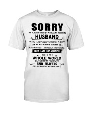 HUSBAND TO WIFE D10 Classic T-Shirt tile