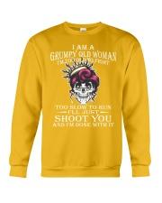 Grumpy T0 T4-116 Crewneck Sweatshirt thumbnail