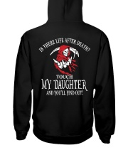Don't Mess With my Wife Hooded Sweatshirt back