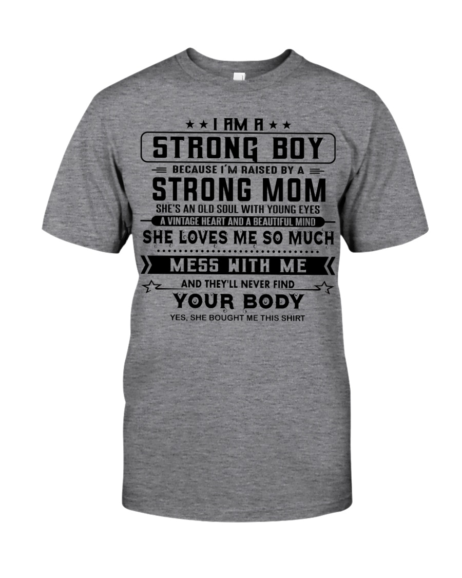 GIFT FOR YOUR SON S00 Classic T-Shirt