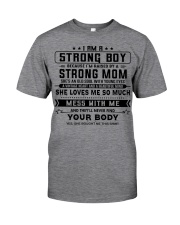 GIFT FOR YOUR SON S00 Classic T-Shirt front